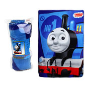 Boys Thomas And Friends Fleece Blanket