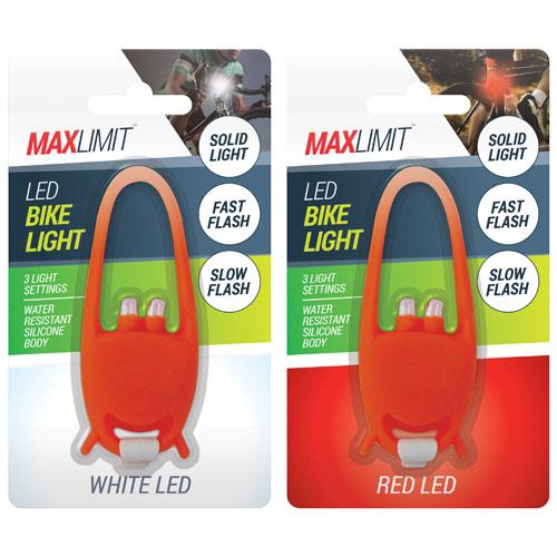 Water Resistant LED Bike Light