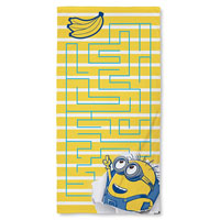 Official Despicable Me Beach Towel