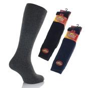 Mens Long Hose Thermal Socks