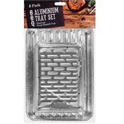 BBQ Tray Set 5 Pack