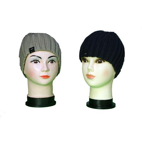 Mens Ribbed Beanie Hat