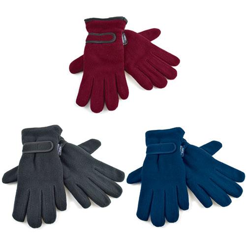 Ladies Thinsulate Polar Fleece Gloves