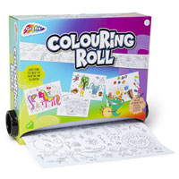 Creative Hands Colouring Roll Paint Kit