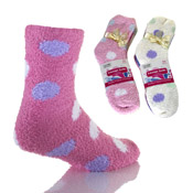 Lounge Socks Spots