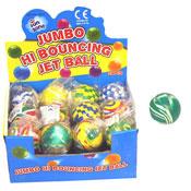 Jumbo Hi Bouncing Jet Ball