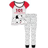Ladies 101 Dalmatians Official Pyjamas
