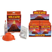 Create Your Own Volcano Eruption Kit