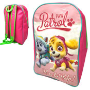 Paw Patrol Skye/Eve Extra Large Arch Backpack