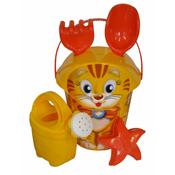 Character Bucket Set Cat