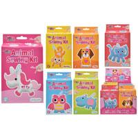 Animal Sewing Kits