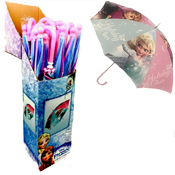 Junior Disney Frozen Umbrella