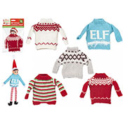 Deluxe Elf Knitted Sweater Assorted