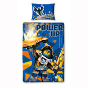 Lego Knights Power Reversible Duvet Set