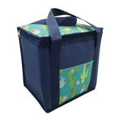 Large Insulated Cooler Bag Green