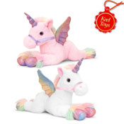 35cm Pegasus Soft Toy