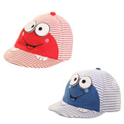 Baby Baseball Hats with Face