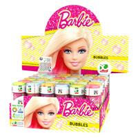 Official Barbie Novelty Soap Bubbles