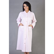 Ladies Dressing Gowns with Buttons