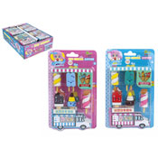 Ice Lolly Design Erasers