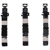 Braided Black Edition Stretch Belt