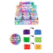 Prankster Colour Changing Putty