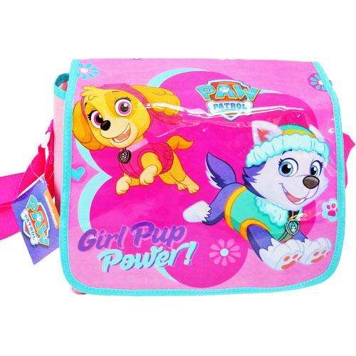 Girls Paw Patrol Messenger Bag - Book Bag