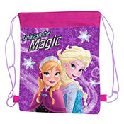 Official Disney Frozen Pull String Bag