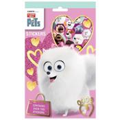 700 Secret Life of Pets Stickers