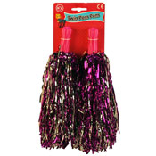 Twin Cheerleading Pom Pom Set