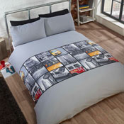 The Big Apple Duvet Set