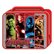 Marvels Avengers Age of Ultron Lunch Bag