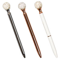 Glitter Ball Pen