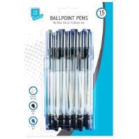 Ballpoint Pens 15 Pack