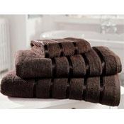 Egyptian Cotton Bath Sheet Chocolate