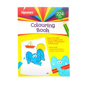 Kids Colouring Book 224 Pages