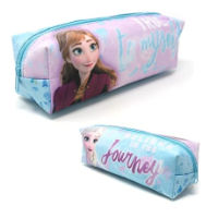 Official Rectangular Pencil Case Disney Frozen