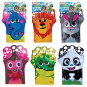 Super Animal Design Bubble Glove