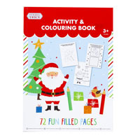 Christmas Colouring Book