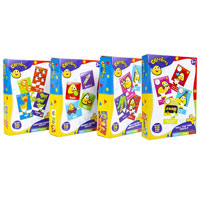 Cbeebies My First Puzzle 4 Assorted