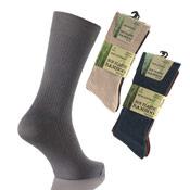 Mens Bamboo Socks Non Elastic