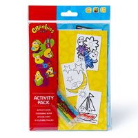 Cbeebies Activity Pack