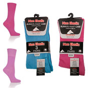 Ladies Always Foot Care Non Elastic Socks