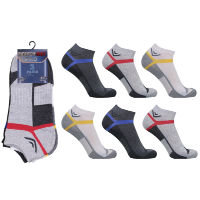 Mens Performax Pro Arch Top Trainer Socks Assorted