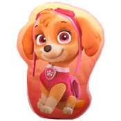 Paw Patrol Girls Shaped Cushion Vacuum Packed