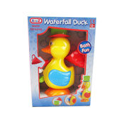 Waterfall Bath Fun Duck Toy