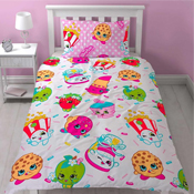 Shopkins Reversible Duvet Set