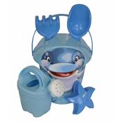 Character Bucket Set Dolphin