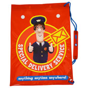 Postman Pat Swim Bag