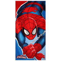 Official Ultimate Spiderman Beach Towel